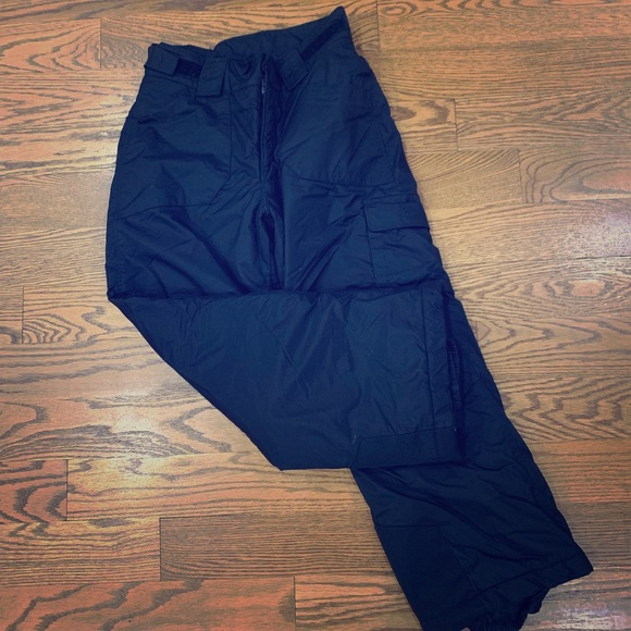 Columbia Other - WEATHERPROOF LINED SNOW PANTS